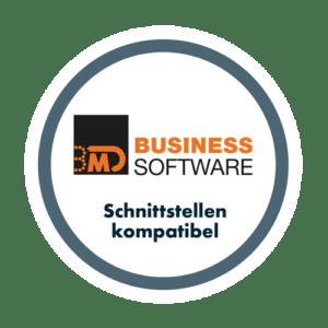 domondas Business Software Abzeichen