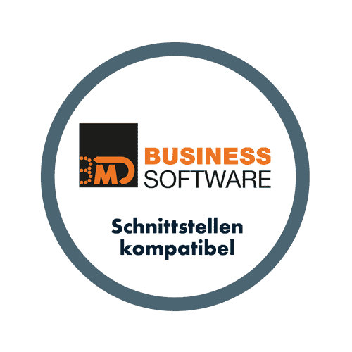 domondas Business Software Abzeichen