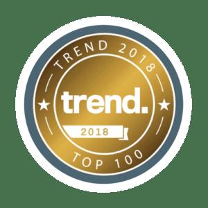 Trend 2018 Award fuer domonda