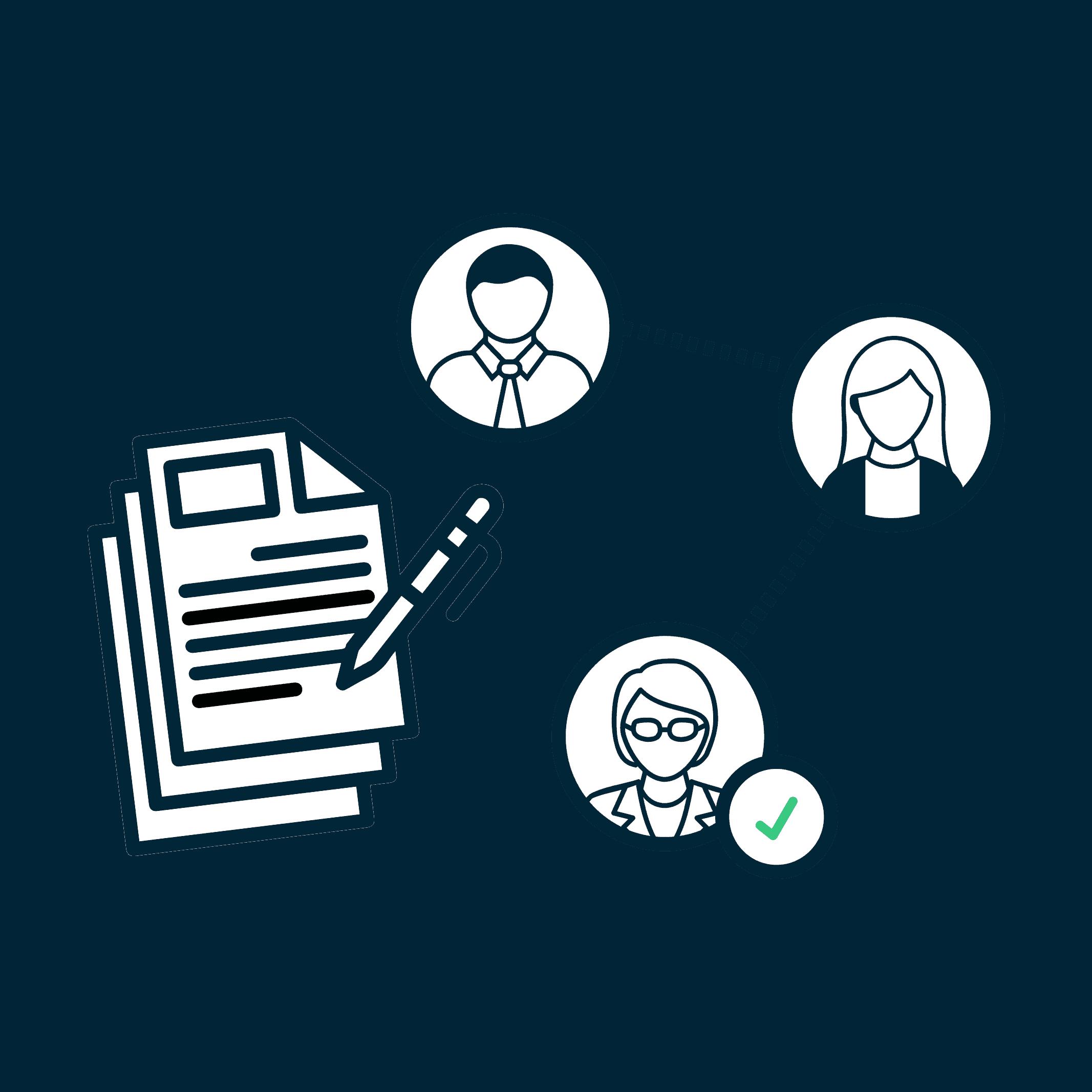 einfache Rechnungsfreigabe & Workflows mit domonda