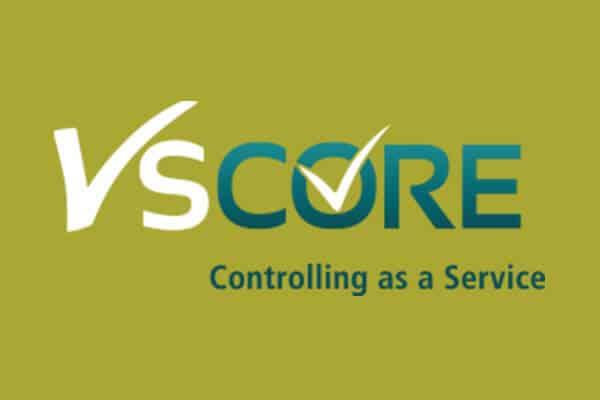 VScore Logo