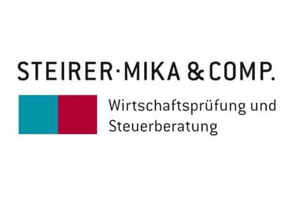Logo Steirer mika & comp