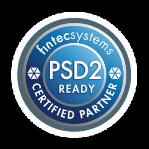 domonda ist PSD2 zertifiziert