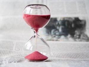 Zeit wird knapp