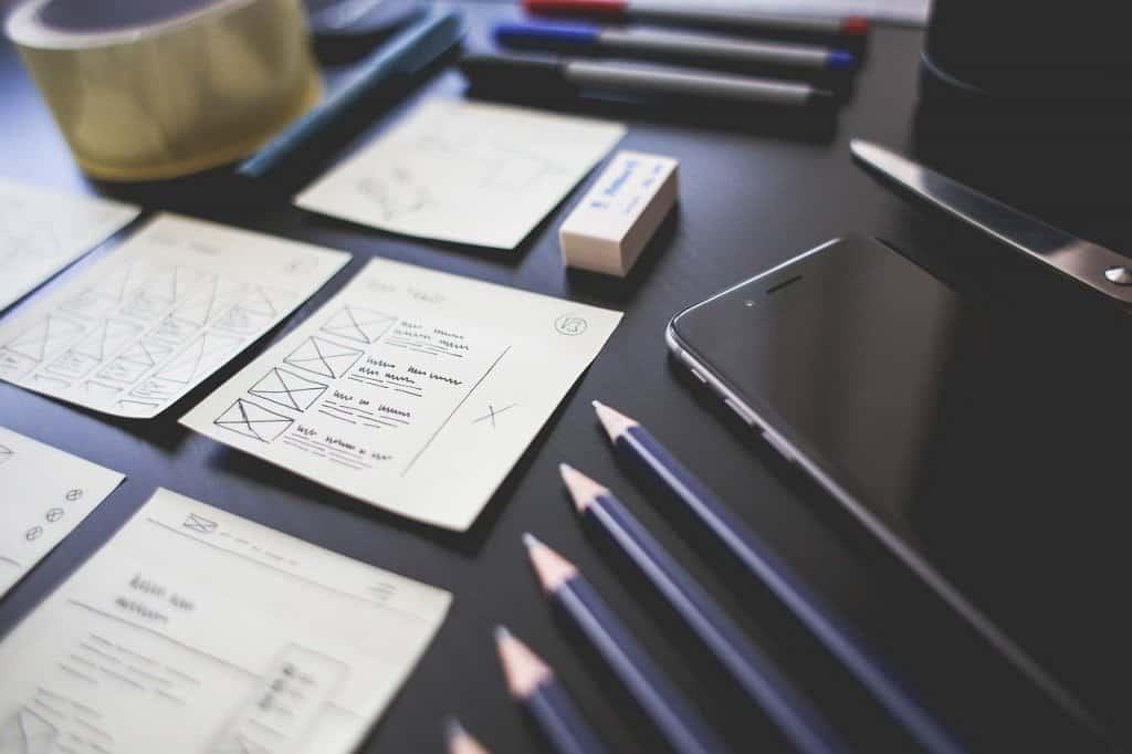 Ordnung am Arbeitsplatz-vorbereitende Buchhaltung